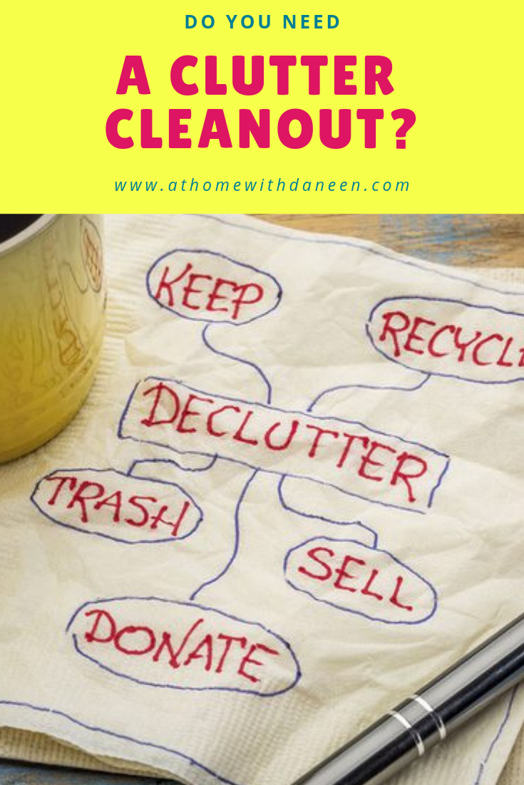 Do You Need A Clutter Cleanout? | Unique fundraisers ...