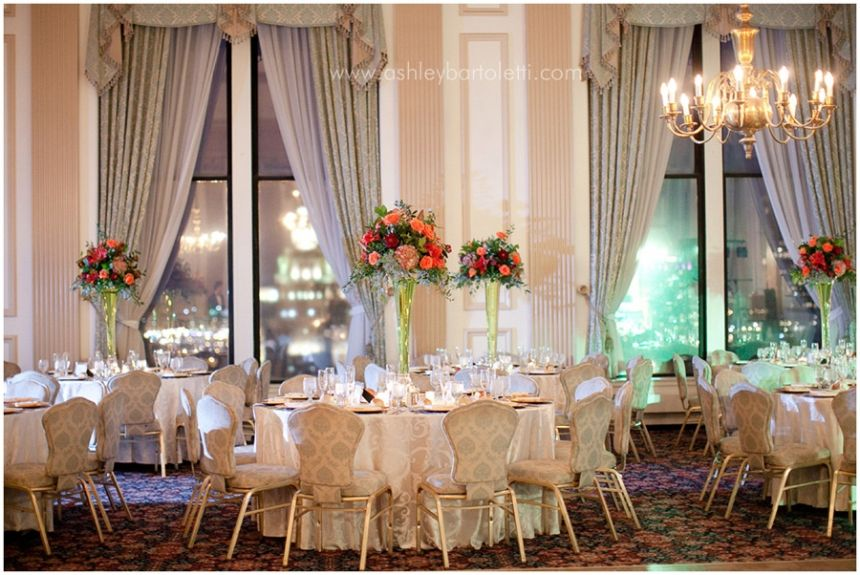 The Downtown Club Philadelphia Wedding Venues Ashley Bartoletti Photography