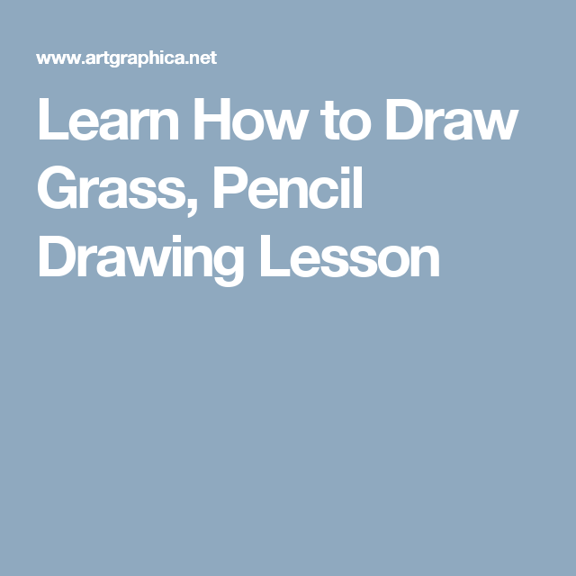 An art demonstration in negative drawing by mike sibley free online pencil lesson drawing grass using negative drawing techniques