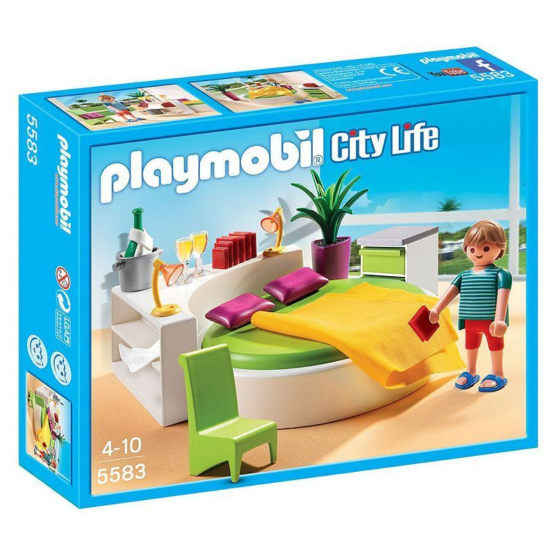 Playmobil Modern Bedroom Playset 5583 Products In 2019
