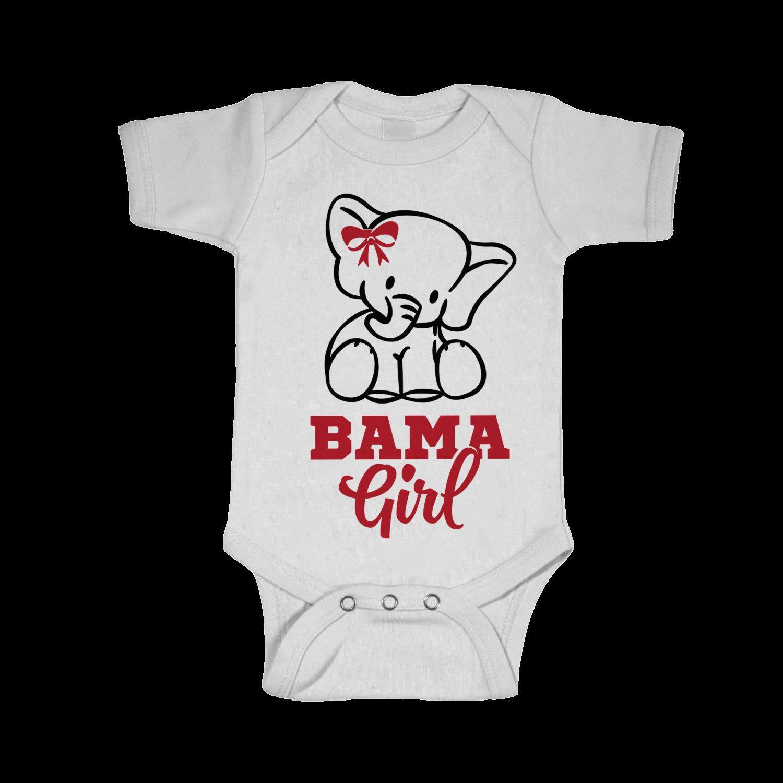 Bama Girl esies Baby Shower ts Baby clothing Girl