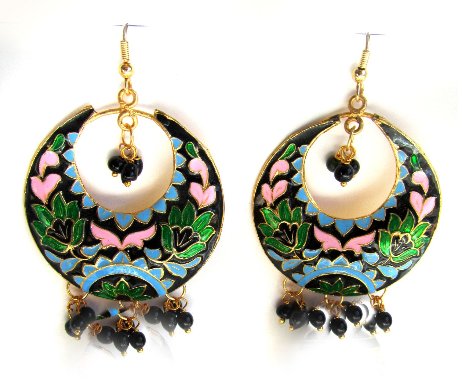 jhumki products earrings designer rajasthani l