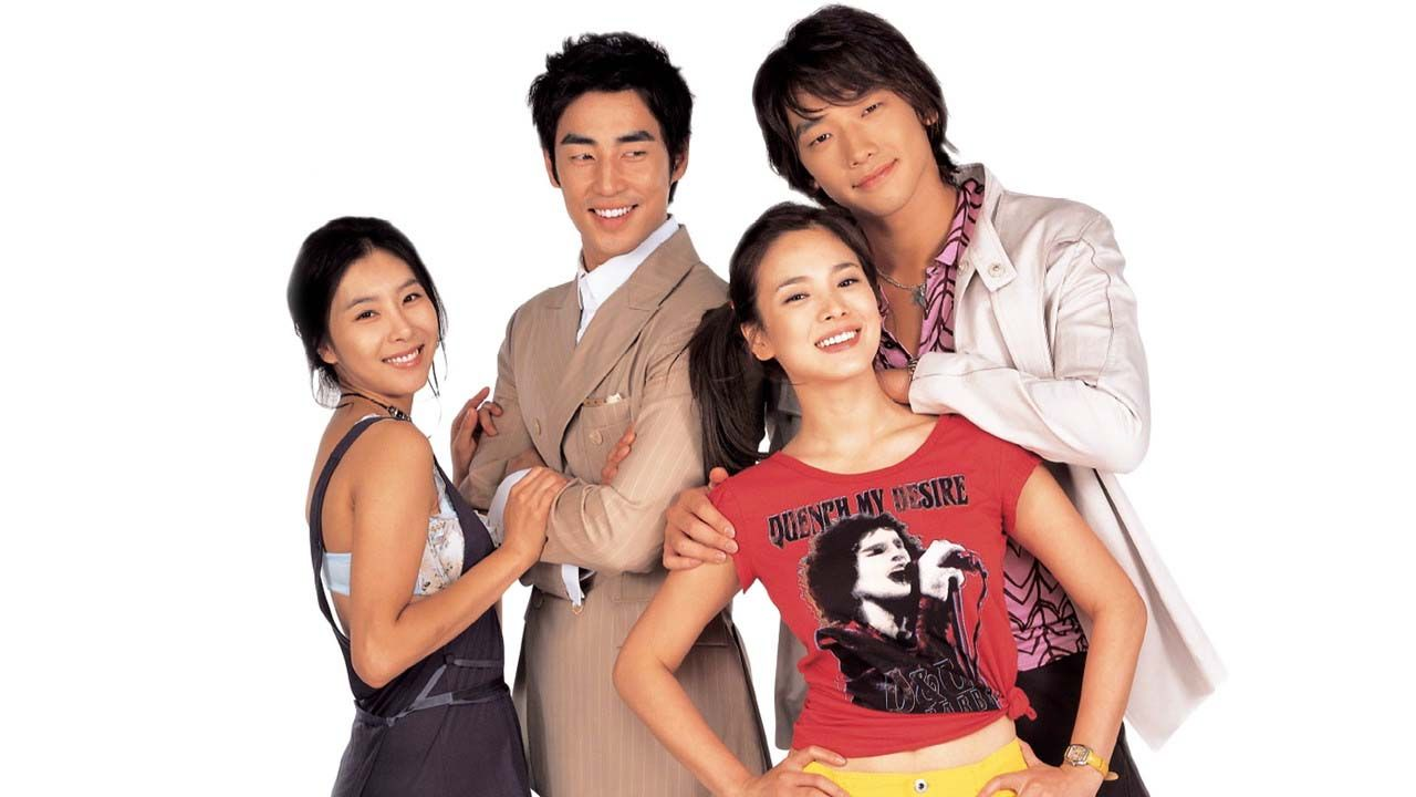 Full House Full House Dan Song Hye Kyo