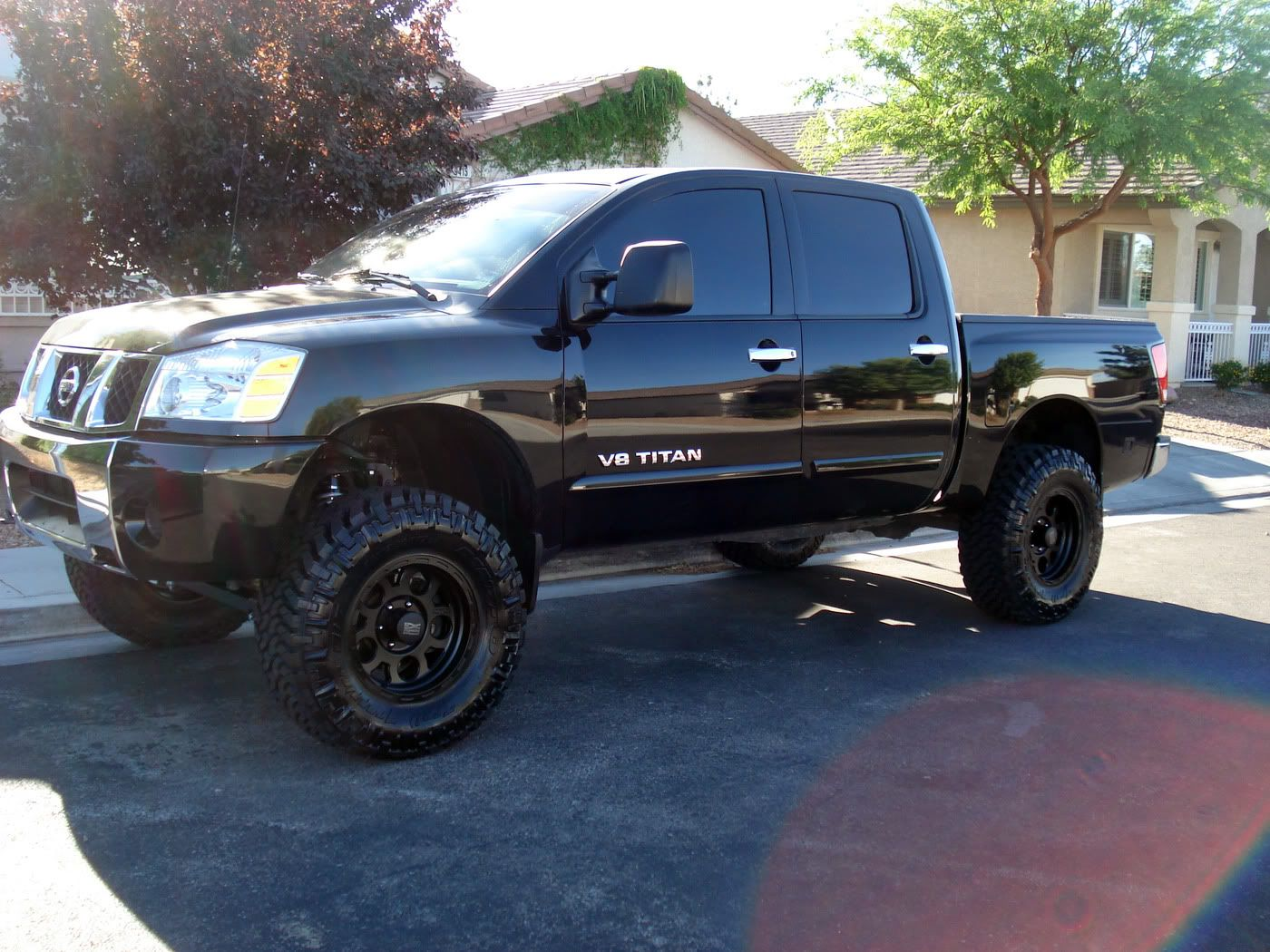 Lifted Nissan Titan >> Nissan Titan Lifted So Sexy Cars Big Trucks Pinterest