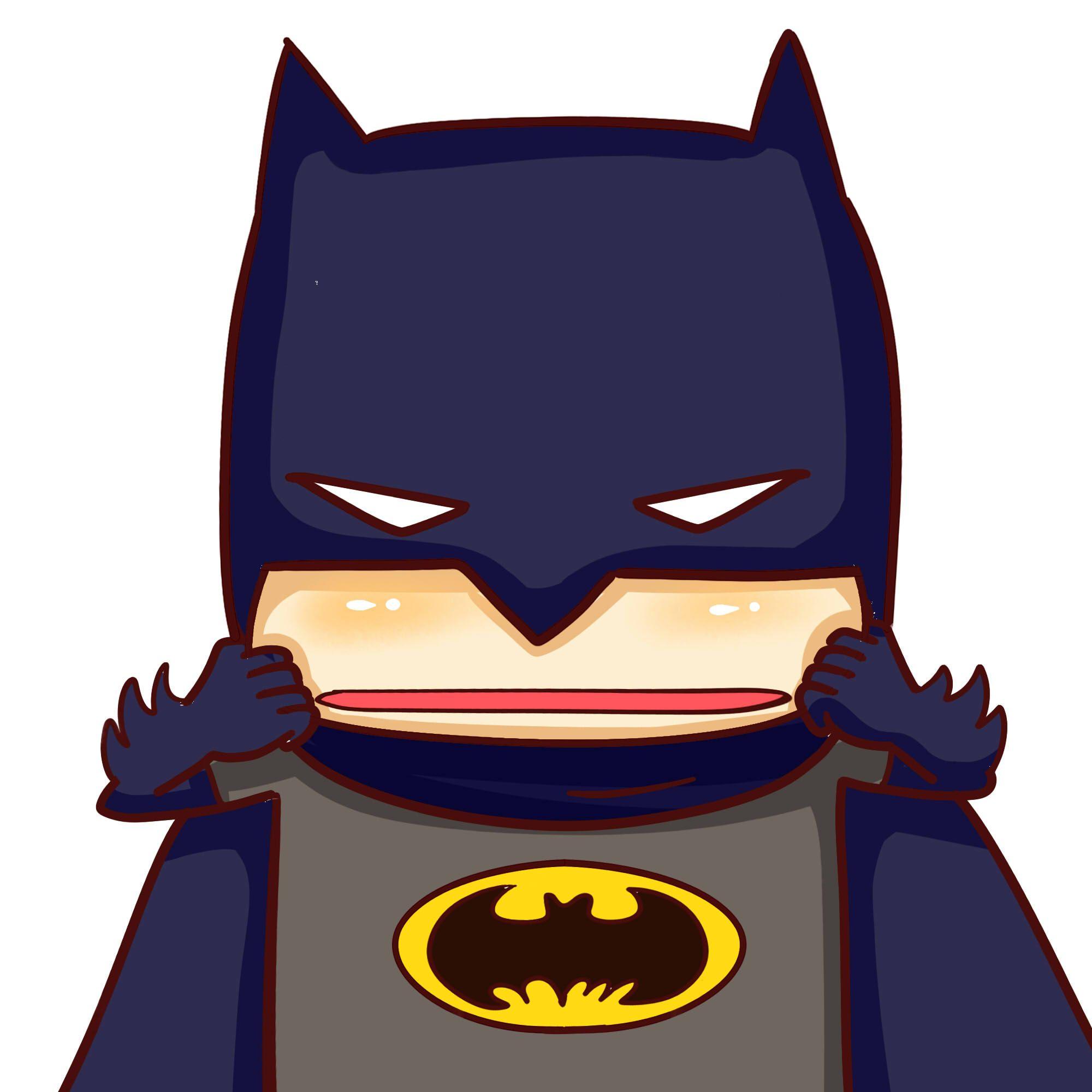 Batman Chibi Cute Batman Wallpaper Batman Chibi
