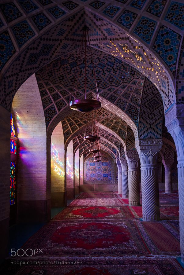 In the Pink mosque by raimondasidaraite. @go4fotos