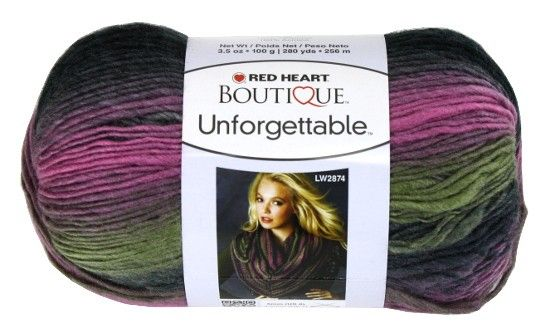 Red Heart Boutique Unforgettable Yarn - Echo by Beverlys.com