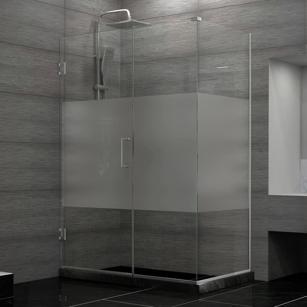 32 Frameless Glass Shower Door