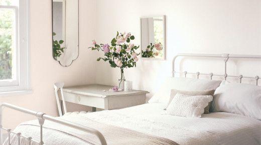 Photo of Vakre, myke nyanser av country shabby chic stil. Farge: lys rose