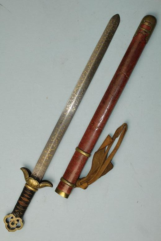 Cold Steel Korean Swords For Sale