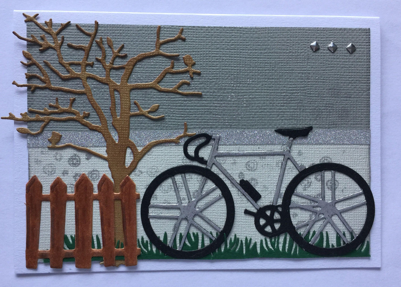Card Bike Bicycle Sport For Men Masuline Marianne Design Bicycle