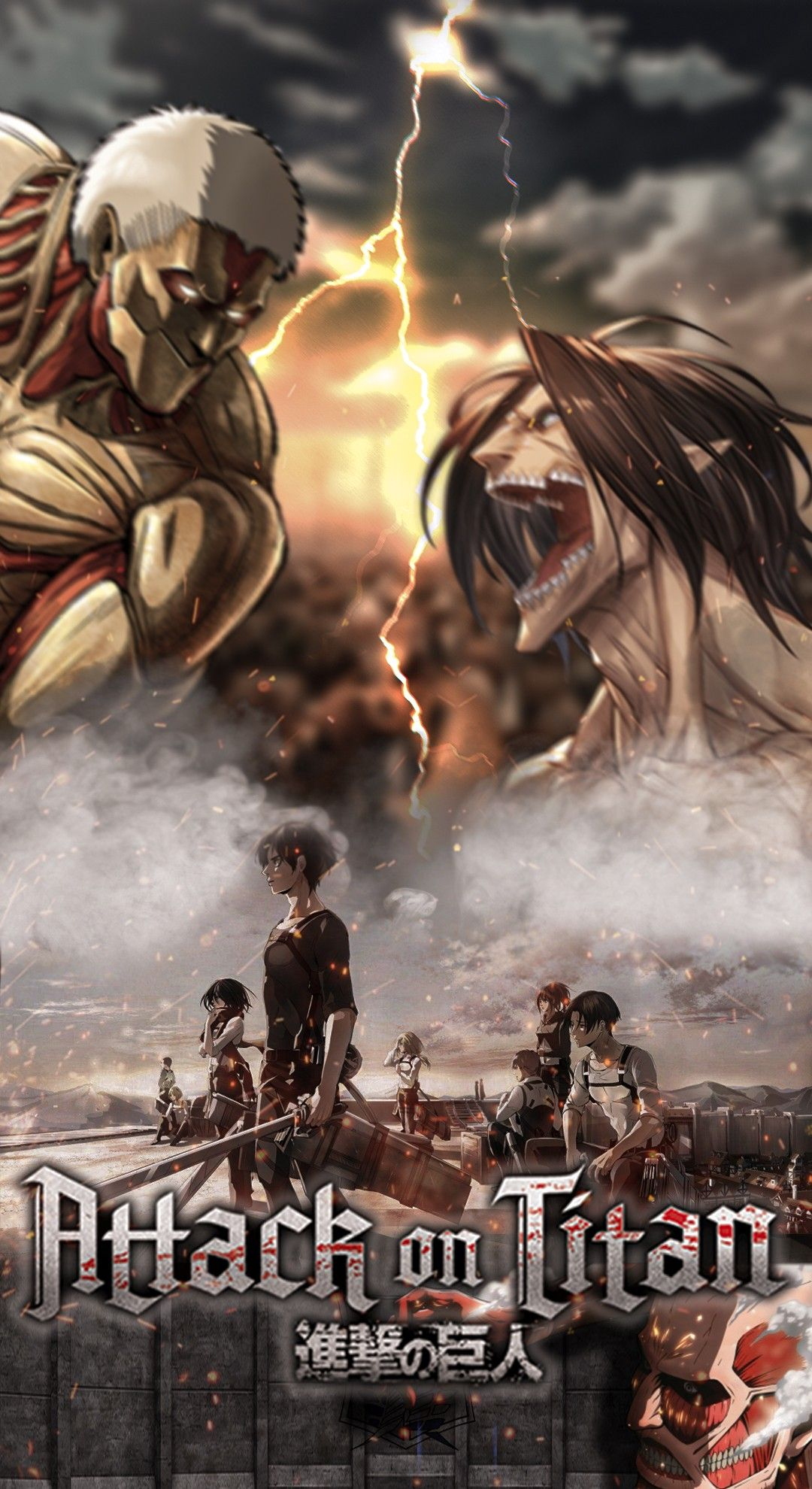 Aot Pt 2 Attack On Titan Anime Attack On Titan Fanart Attack On Titan Levi