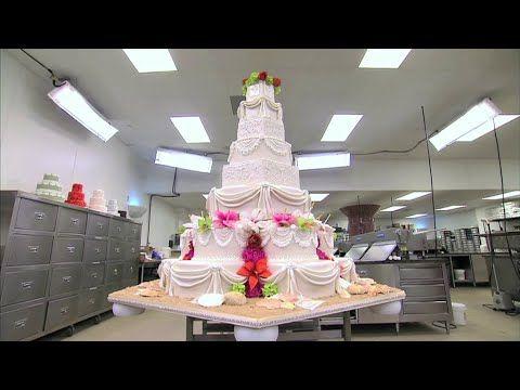 cake boss die schnsten hochzeitstorten youtube - Die Schonsten Kuchen