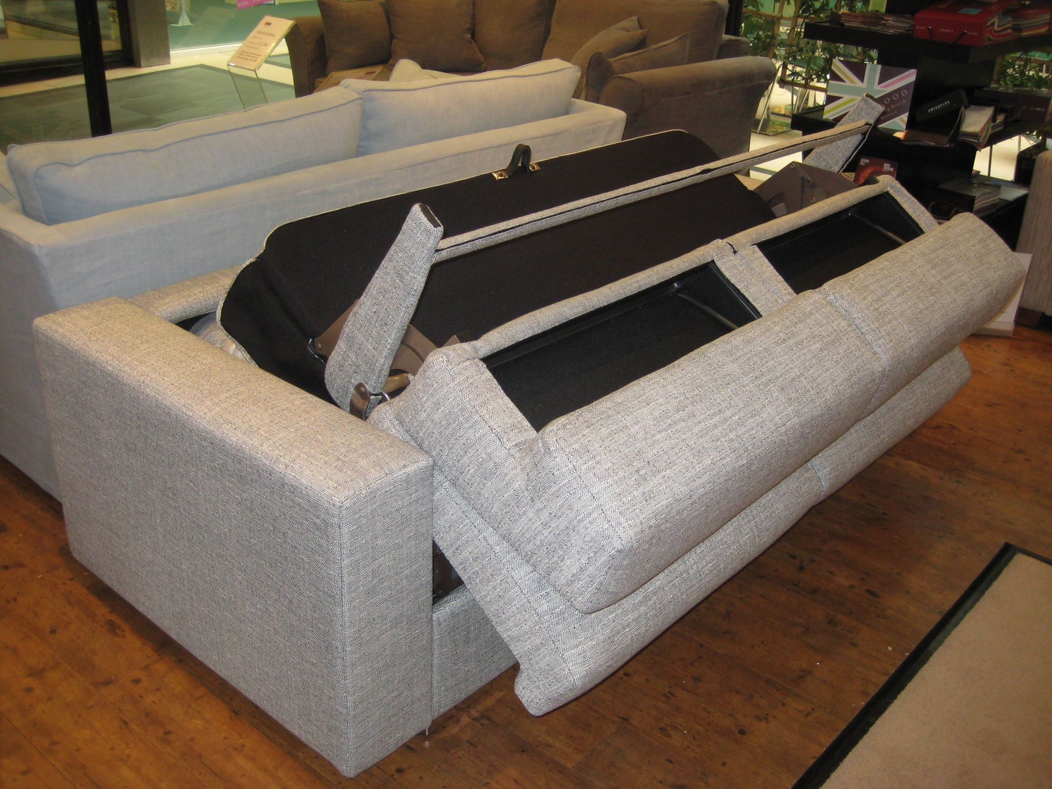 Easy To Open And Close Action Luxury Sofa Beds Don T Come Any