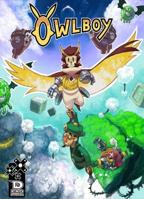 Owlboy RG Mechanics Repack | PC Games Repacks Free Download