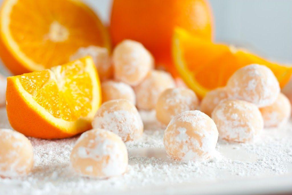 Orange Creamsicle Truffles Recipe on Yummly. @yummly #recipe