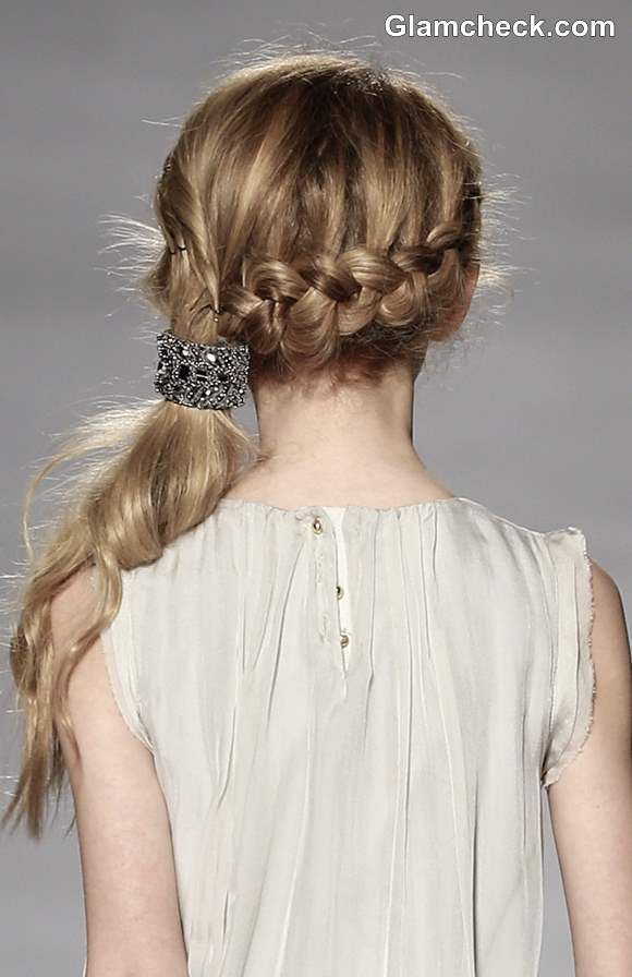 Fine Little Girl Hairstyles Girl Hairstyles And French Braids On Pinterest Hairstyle Inspiration Daily Dogsangcom