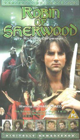 Robin Hood / Robin of Sherwood (TV: 1983-1985) | Book tv ...