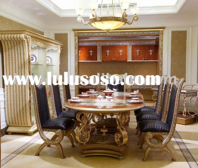 luxurious dining rooms Luxury \ classical dining room furniture