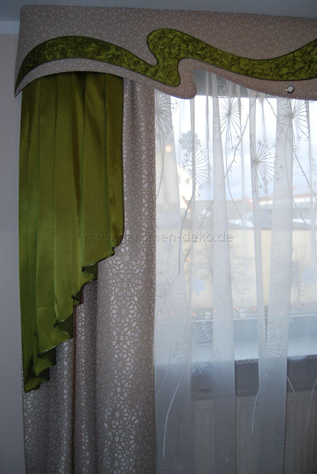 pin von gretzinger fensterdeko auf unsere arbeiten pinterest blumenmuster vorh nge und gardinen. Black Bedroom Furniture Sets. Home Design Ideas