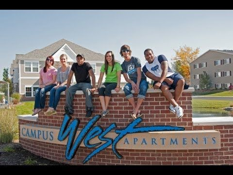 Campus West Apartments MI GVSU PP playlist gvsu