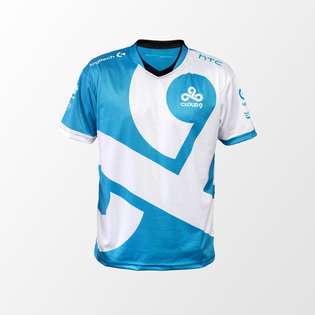 Pro Cloud9 Jersey Mens Tshirts Shirts Jersey Design