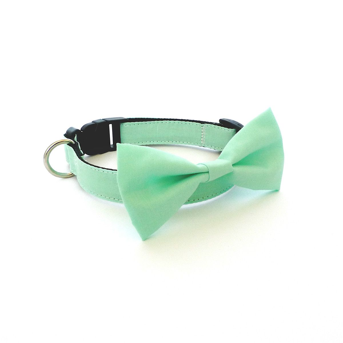 Mint Bow Tie Collar by UsagiTeam | Mint | Pinterest | Pup ...