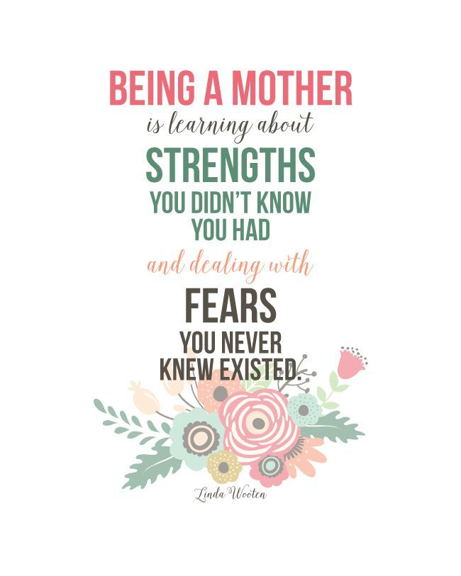 Sunday Encouragement Motherhood Quote Quotes About Motherhood