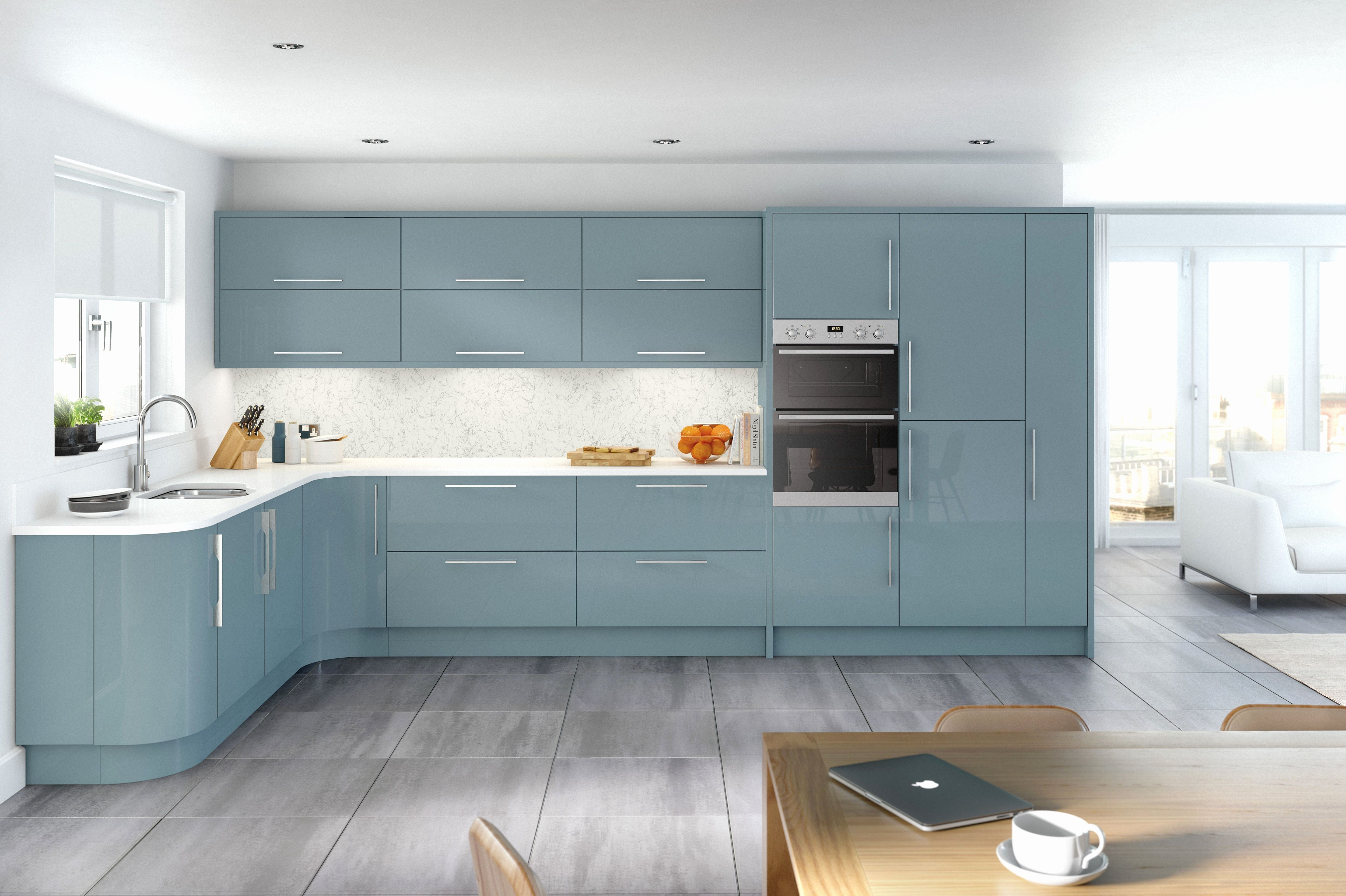 Best 50 Unique High Gloss Kitchen Cabinets Doors Graphics 400 x 300