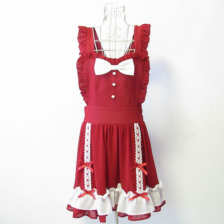 cfcf4b7c07 Falbala maid lolita dress Free shipping · HIMI Store · Online Store Powered  by Storenvy