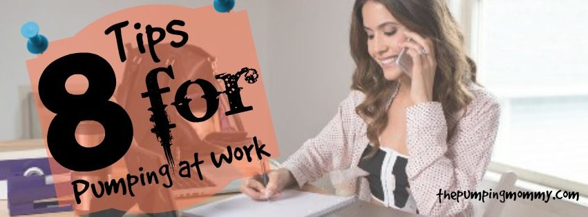 If you are breastfeeding and will be returning to work, you need to check out today's article! Great tips on how to be successful in pumping at work!
