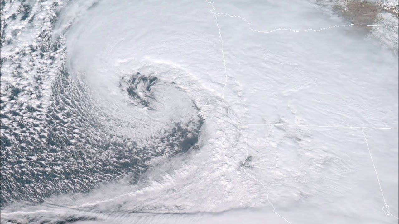 The Massive Mighty Storm Ezekiel Set To Bring Biblical Amounts Of Rai Bring It On Biblical Ezekiel