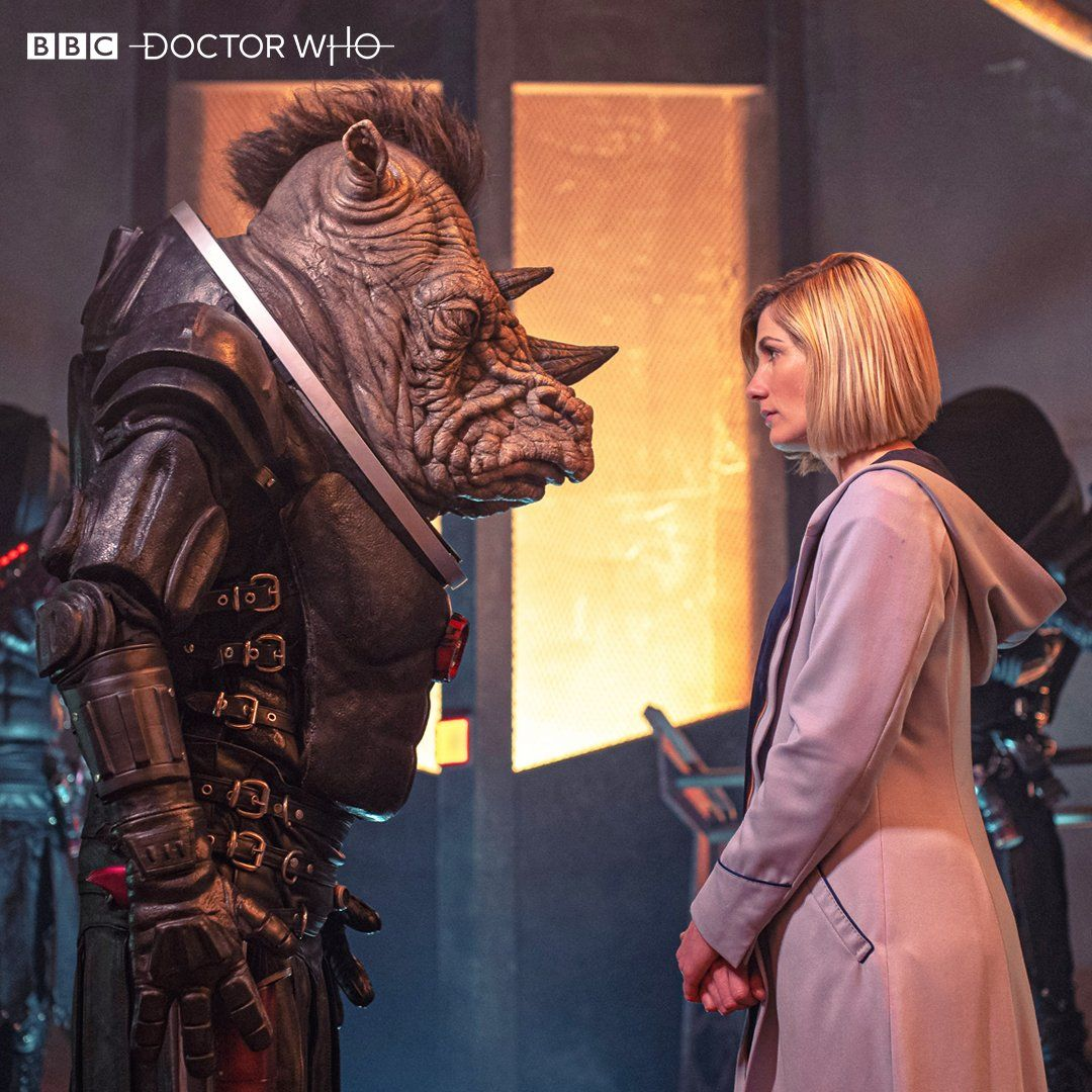 Judoon and the Doctor Doctor who, David tennant, Doctor