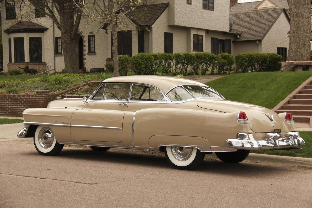 1951 Cadillac Coupe Deville Series 62 Classic Cars Convertible