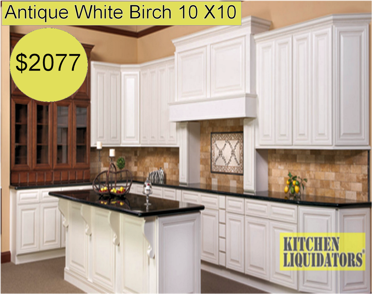 Kitchen Liquidators Only Offers High Quality Cabinets Constructed