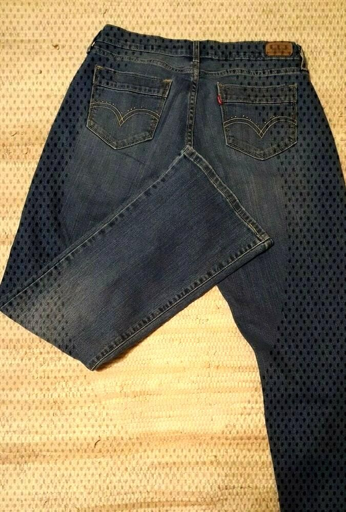 Levis Women Curvy Bootcut 529 Denim Blue Jeans Size 10 Medium Wash Jean You can find Levis and more on our websiteLevis Women Curvy Boo
