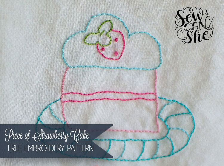 Have your cake easy embroidery pattern free pattern too have your cake easy embroidery pattern free pattern too sewcanshe free dt1010fo