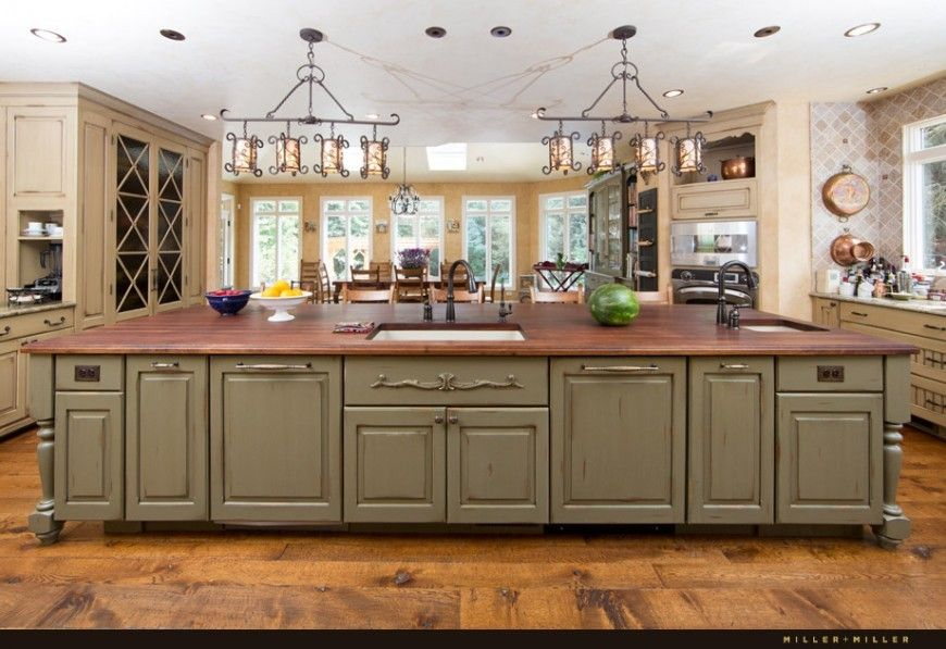 501 Custom Kitchen Ideas For 2018 (Pictures)