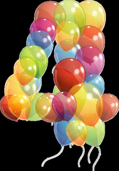 Ballons D Anniversaire Png 4 Birthday Balloons Png Ballon Anniversaire Anniversaire Ballon