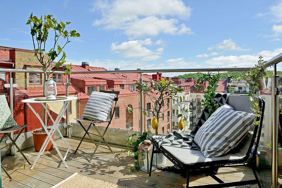 Photo of Balcón en último piso