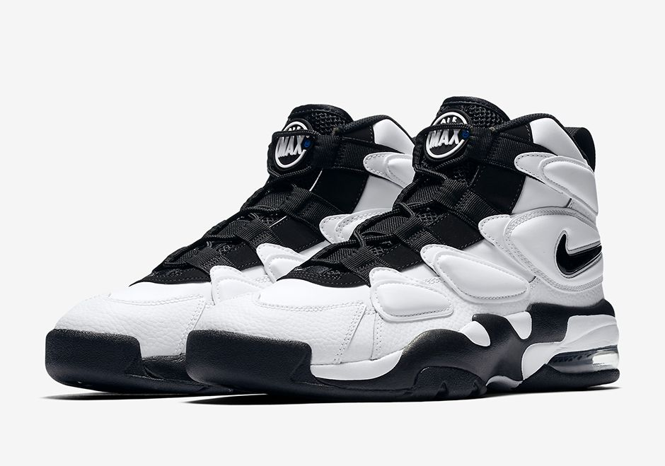 20e093bc5a ... new arrivals the nike air max 2 uptempo white black style code 922934  102 will release