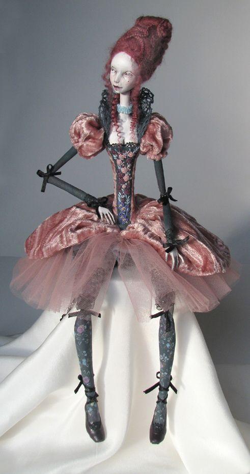 Duchesse de Polignac...Tireless Artist