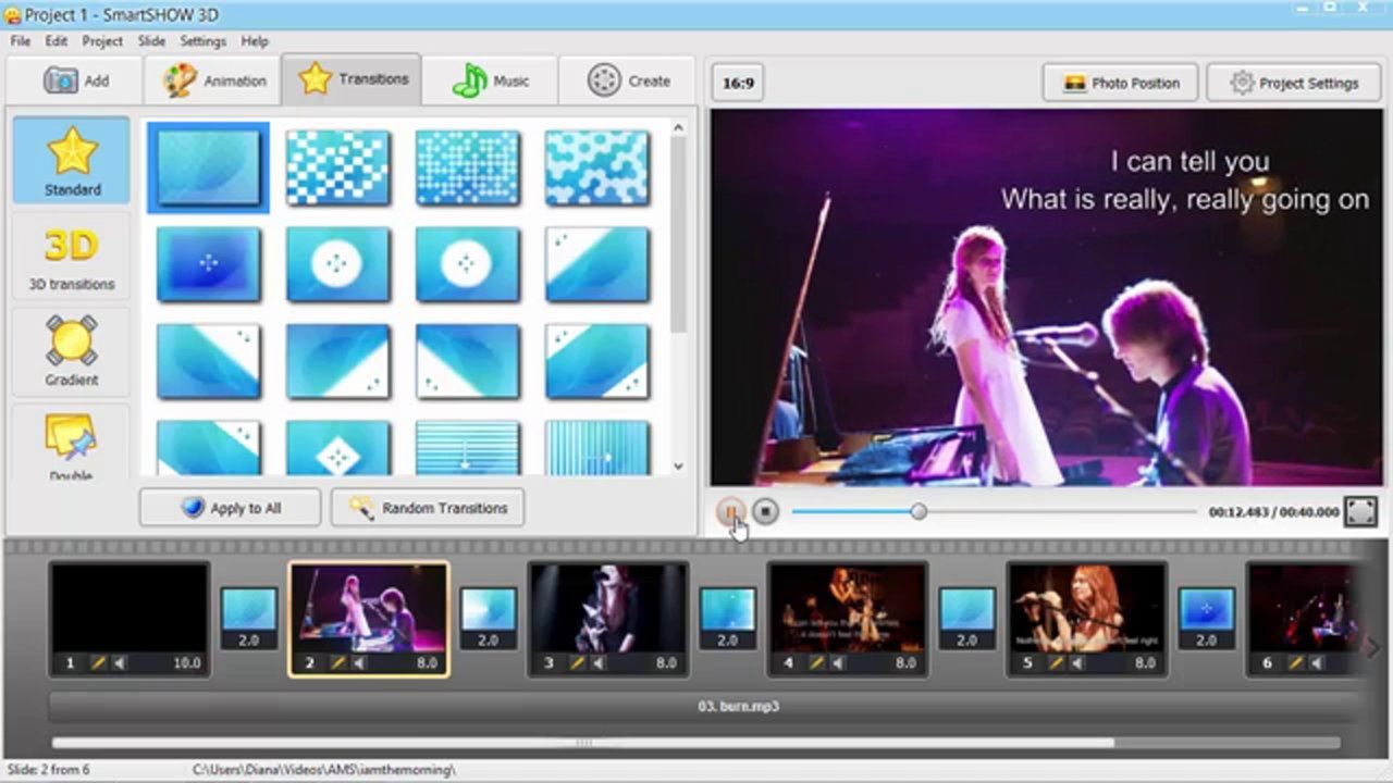 How to Create a Slideshow with Music for Youtube Secrets