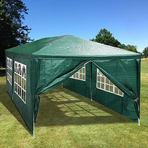 10 X 20 6 Sidewalls Wedding Party Tent Gazebo Screen Green See This Great Product Gazebo Canopy Tent Party Tent