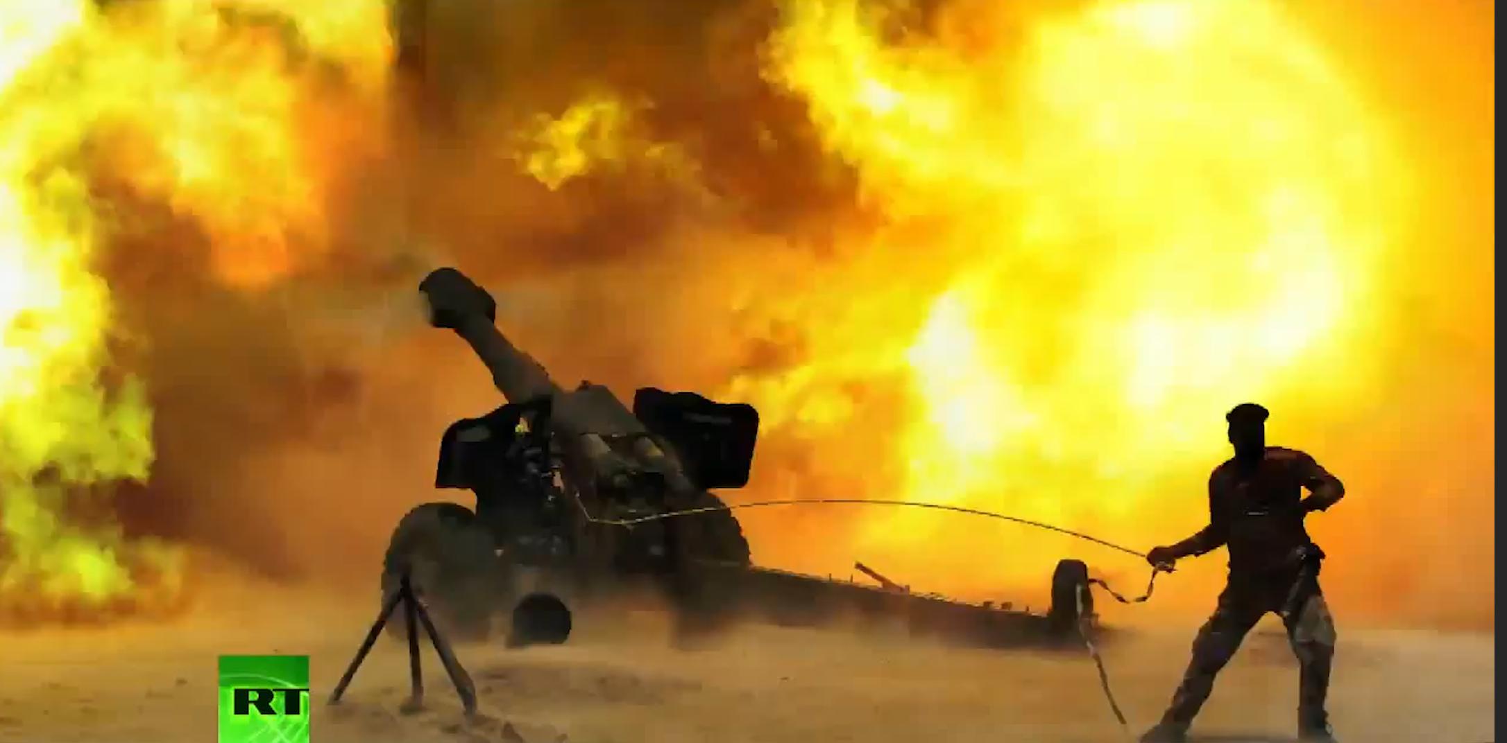 El Mundo Está Atento. Ejercito De Iraq Logra Luego De 2 Años Recuperar La Ciudad De Fallujah De Los Terroristas Islámicos De ISIS