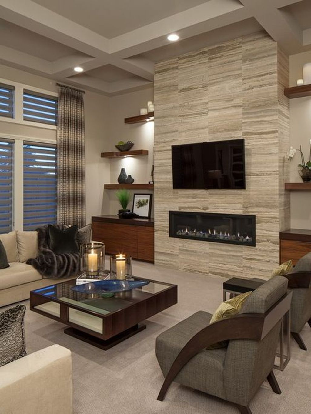 Nice awesome small living room decoration ideas on a budget