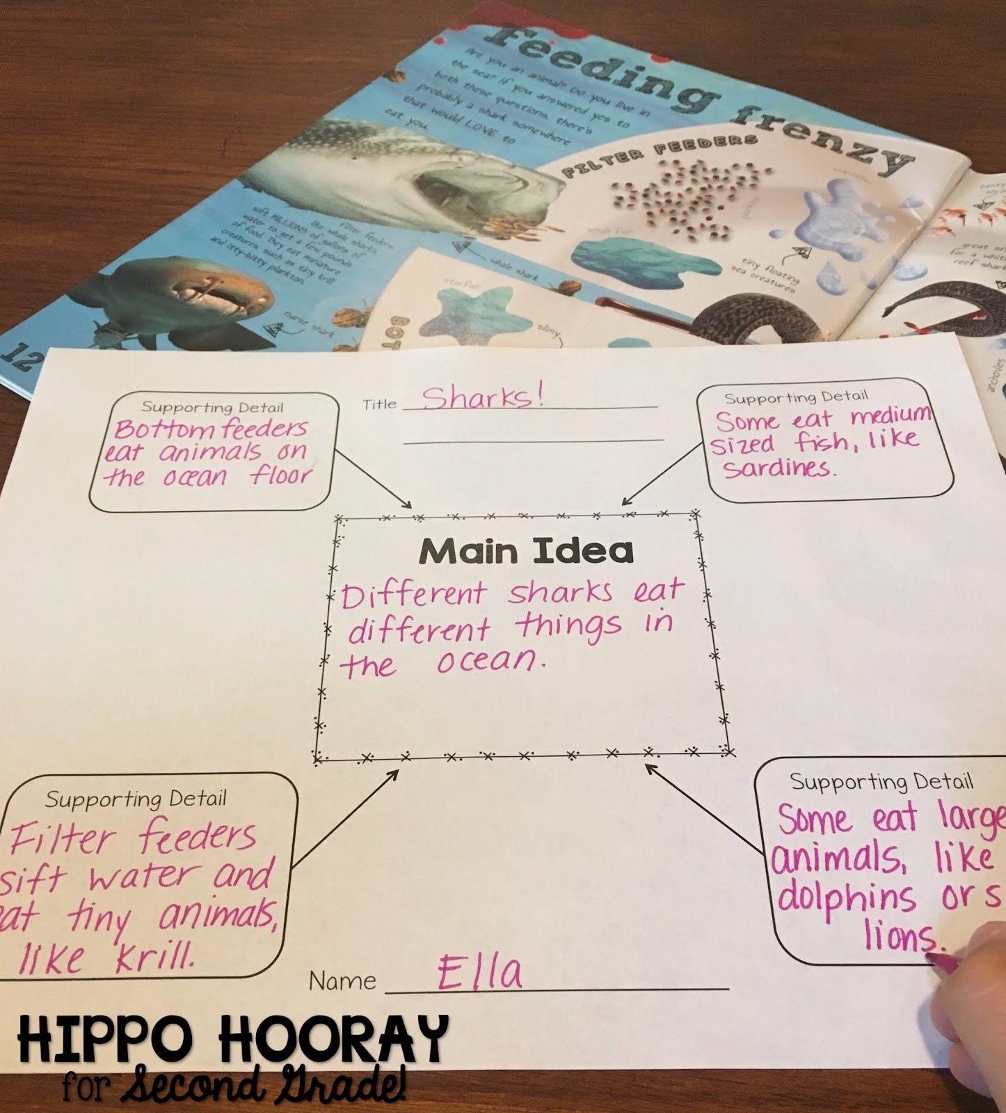 Teaching Main Idea In Nonfiction Texts