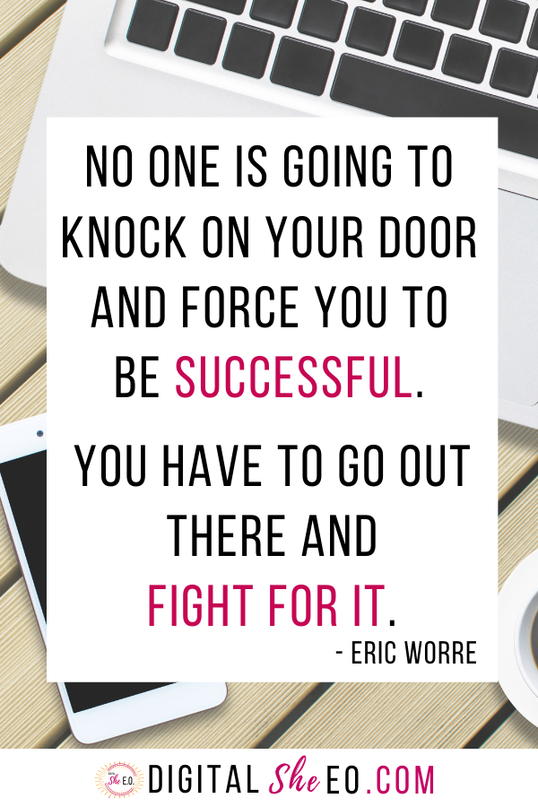 Network Marketing Success Quotes By Eric Worre