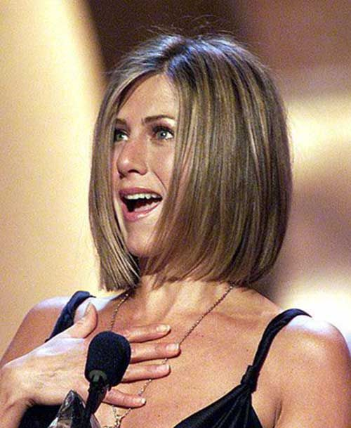 Jennifer Aniston Ash Blonde Bob Jpg 500 609 Pixels Jennifer Aniston Frisuren Jennifer Aniston Kurze Haare Bob Haare