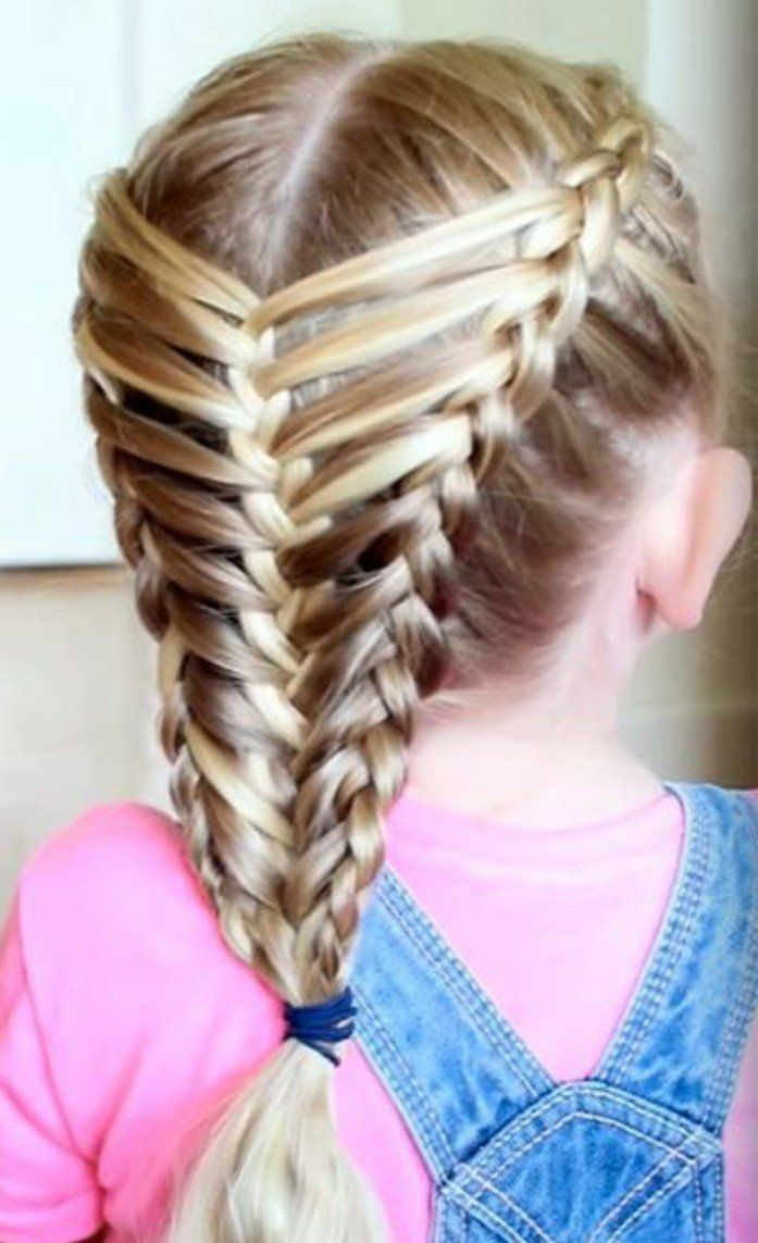 31++ Coiffure originale fille idees en 2021